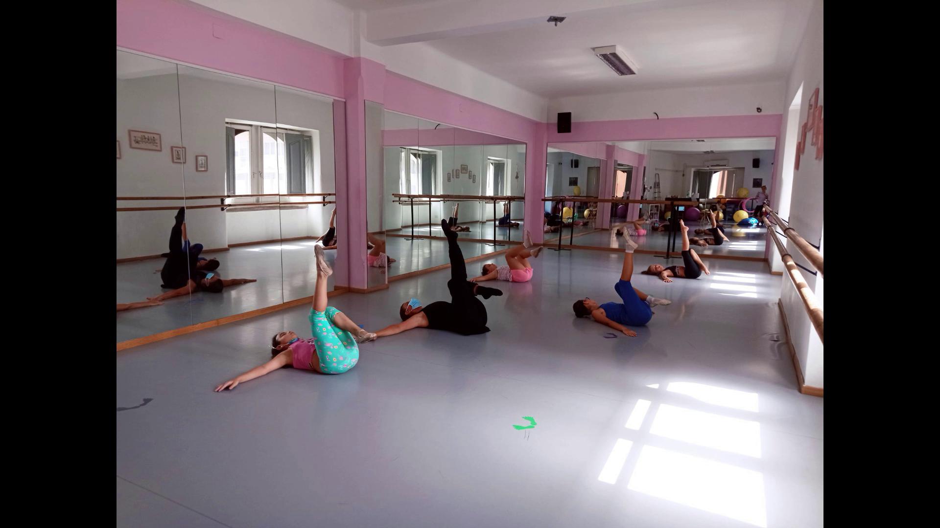 2° settimana: London Ballet